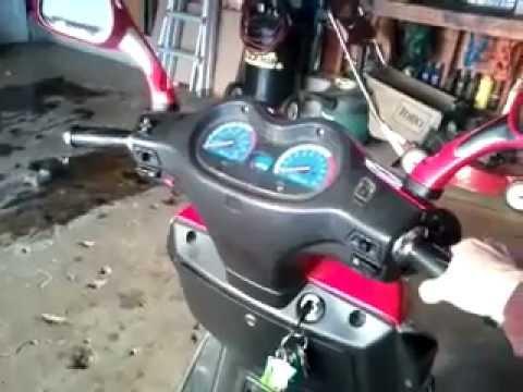 150cc scooter, Tank Urban Racer  www Motorbikesmn com