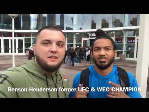 UFC Fan gets CAUGHT + EPIC Battle vs UFC Champ Daniel Cormier Fight Week Episode 2 Idriz Redzovic