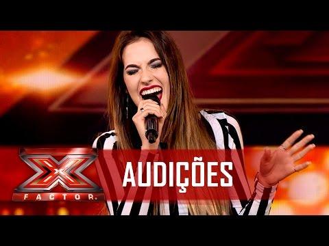 Carolina acertou cantando Adele? | X Factor BR