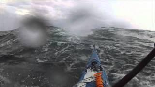 Sea Kayak - Sea Kayaking, SKC Rough Water Week Brittany, Point du Raz - September 2012
