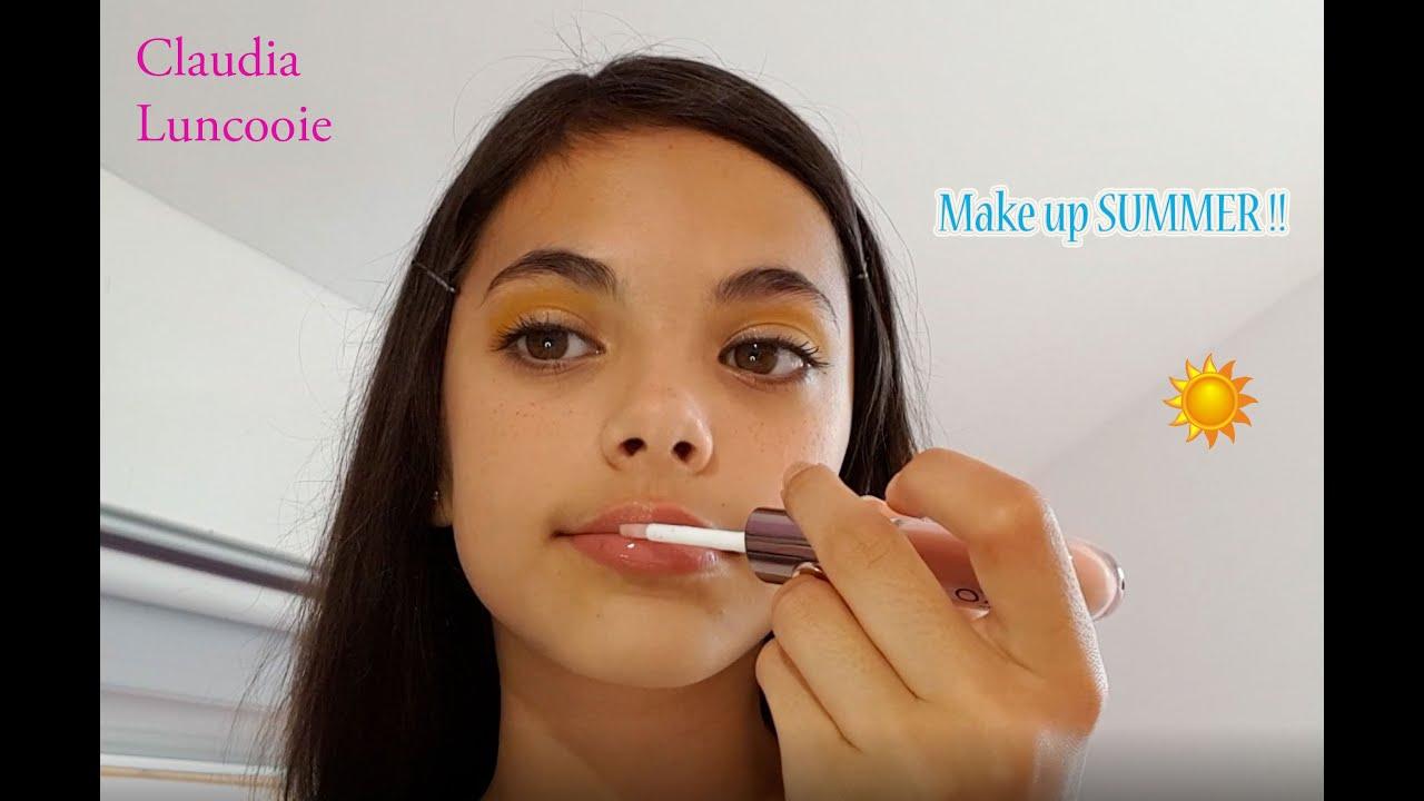 Make up SUMMER ☀ Maquillage d'été frais et lumineux