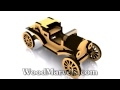 1911 Ford Model T Torpedo Runabout: Evolution (720HD)