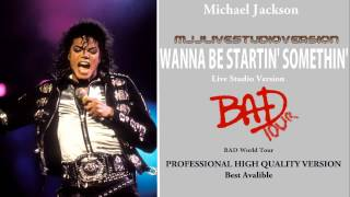 Michael Jackson- Wanna Be Startin