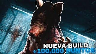 DEAD BY DAYLIGHT | NUEVA BUILD CON LA PEPA +100.000 PUNTOS EN UNA PARTIDA TODOS CAEN