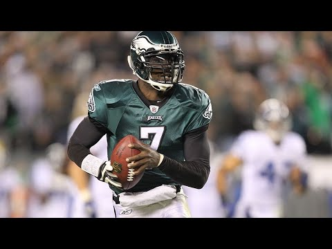 Mike Vick duels Petyon Manning | W09 Colts vs Eagles W9 2010