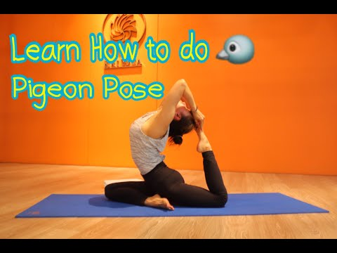 Learn How to do Pigeon Pose with Kru Noi