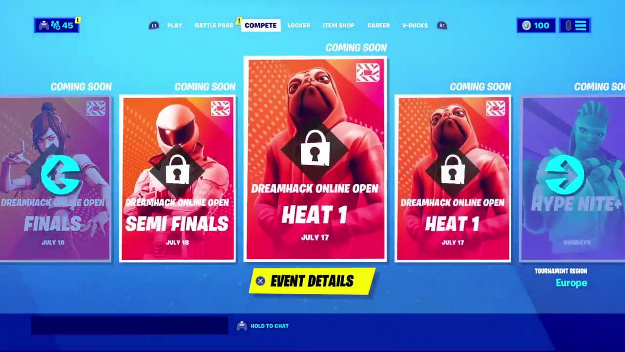 New Fortnite Tournaments Announced Season 3 13 Cash Cups Dreamhack 2020 Daily Trios Hype Youtube Dreamhack finals (solo) by glxy_zebra. new fortnite tournaments announced season 3 13 cash cups dreamhack 2020 daily trios hype