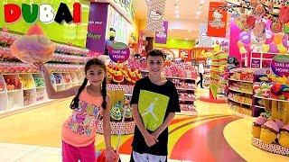 Dubai Mall Vlog with HZHtube