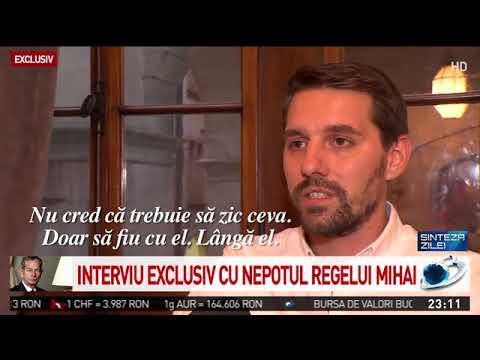 INTERVIU exclusiv cu nepotul Regelui Mihai