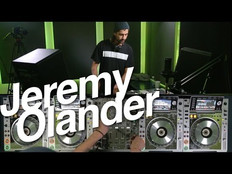 DJsounds Show 2015 - Jeremy Olander