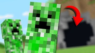 Where do CREEPERS live in Minecraft?