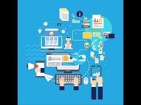 파이썬 퀀트 플랫폼! 새로운 차원의 생산성과 협업을 지원하는 퀀트 분석 플랫폼