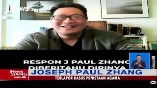 Interpol dan Polri Buru Pria Mengaku Nabi ke-26 - iNews Siang 20/04