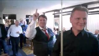 Yt-Kaisabiljardin Suomenmestaruus lyönti  Timo Muhonen