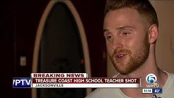 Port St. Lucie teacher injured in Jacksonville mass shooting