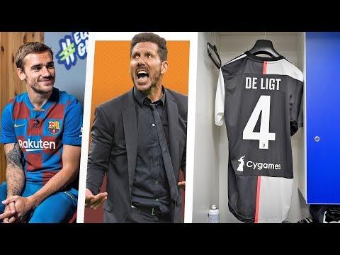 Суд Атлетико и Барселоны! Трансфер Де Лигта слили в сеть? / Трансферы 2019