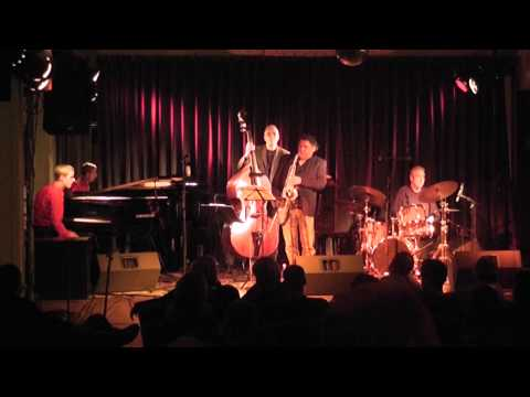 Axel Donner Quartet - Kobold - at Jazz Units Berlin 2013 Dec 7th