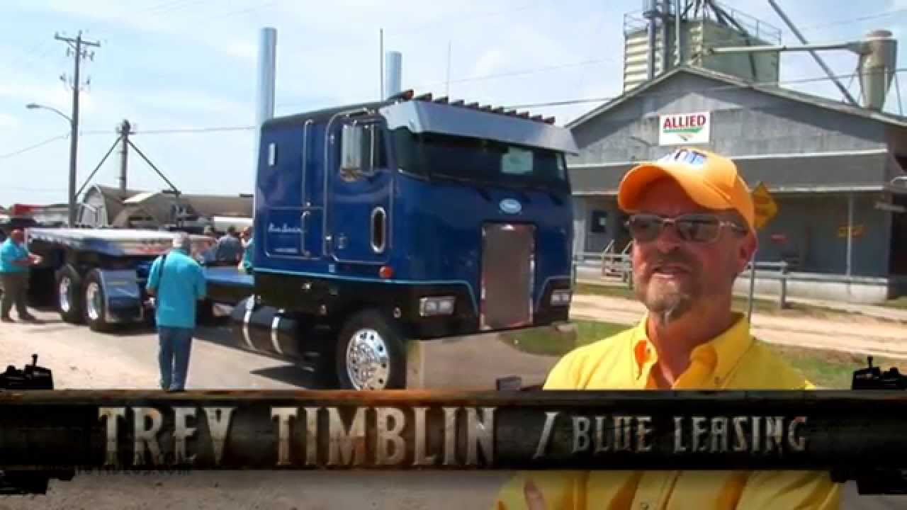 Owner Operator Interview - Trev Timblin - YouTube