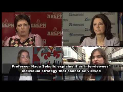 Šta hoće žene na desnici? / What Right-Wing Women Want