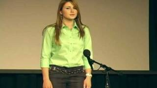"NC Poetry Out Loud 2010 - ""The New Colossus"" by Emma Lazarus"