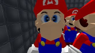 Survive The Mario's In Area 51 Roblox