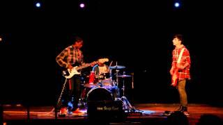 Winchmore School's Music Recital - Chris, Herman And Denzel