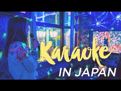 Snaps & Stories: Fun Karaoke Night in Tokyo Japan