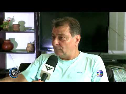 L'intervista di Cesare Battisti alla televisione brasiliana - Porta a Porta 11/10/2017