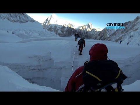 Man vs. mountains: Guy Manning