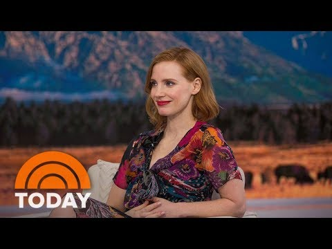 Jessica Chastain Talks Helping Octavia Spencer Receive Equal Pay | TODAY