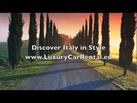 Ferrari Rental Italy - Luxury Car Rental
