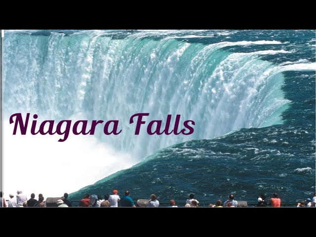 Niagara falls Vlog in Telugu | Us express Bindu Vlogs