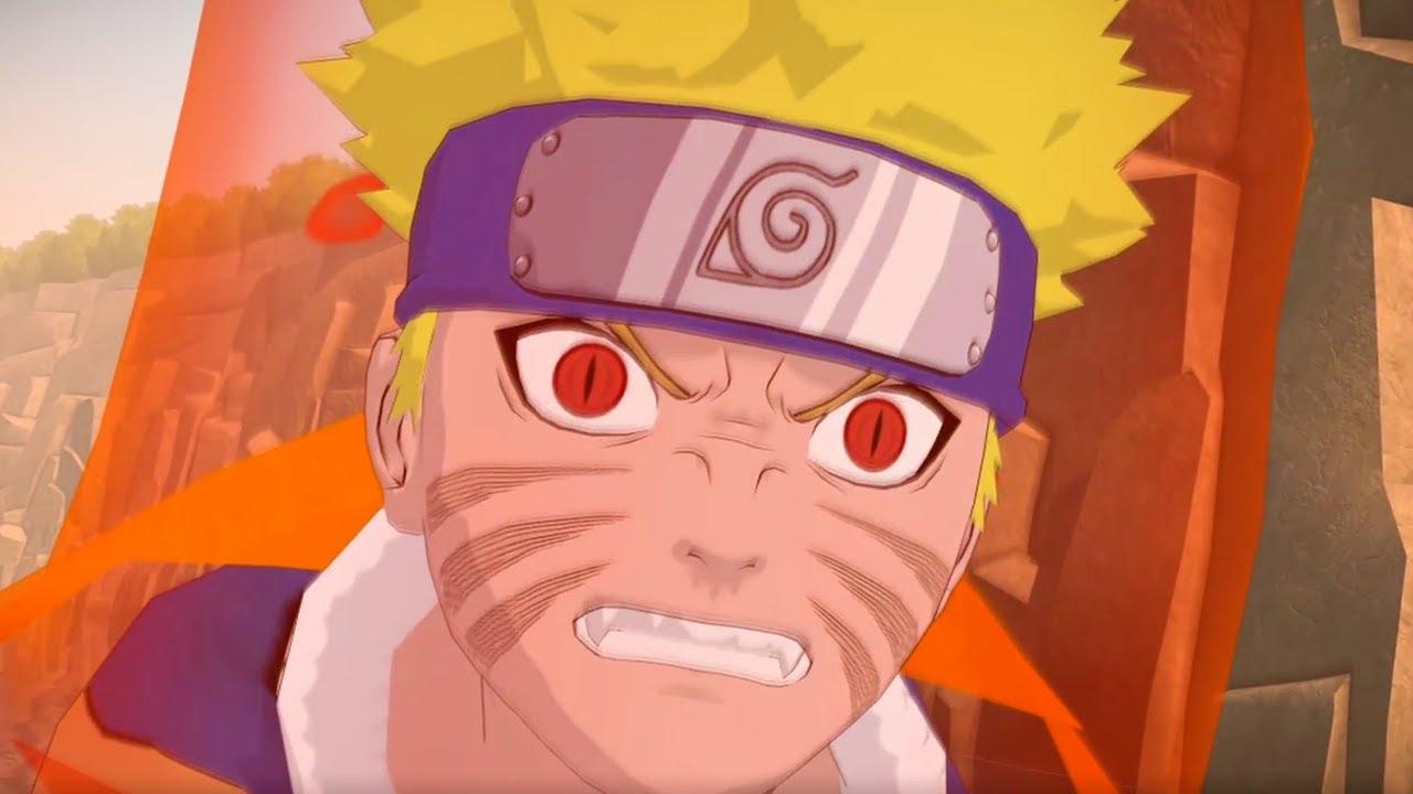 The Best Naruto Game Ever Made! (broken bond #1)
