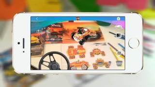 3D-раскраска игра Devar Kids DRIVE видео    онлайн-гипермаркет 21 vek