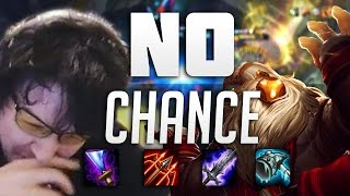 REAL ON HIT BARD TOP THIS TIME | Still Made Them Rage Quit