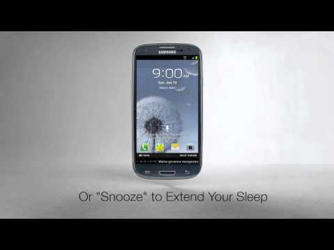 Galaxy S III - S Voice Personal Assistant