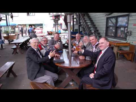 HM King Harald V & His Norwegian-American Fishing Pioneers