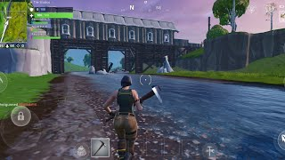Fortnite: Battle Royale. (Android Gameplay) #Fortnite #EpicGames