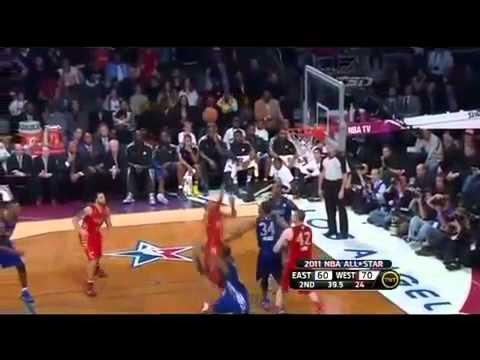2011 NBA 올스타전 AllStar Game Part 6