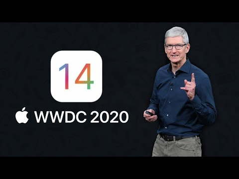 iOS 14 представлена ОФИЦИАЛЬНО –Итоги презентации Apple WWDC 2020 за 12 минут