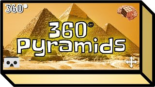 360° Video Tour - The Pyramids
