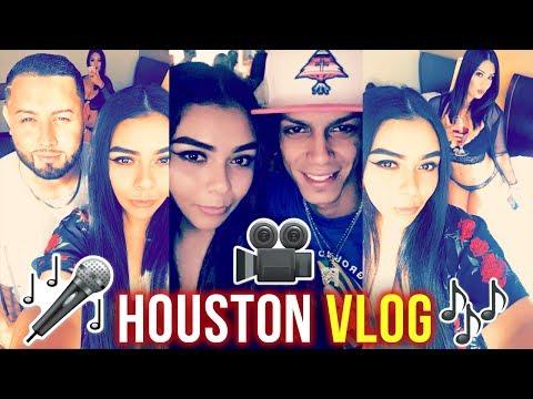 Houston Vlog: A Day in Gabbys Media!!!!