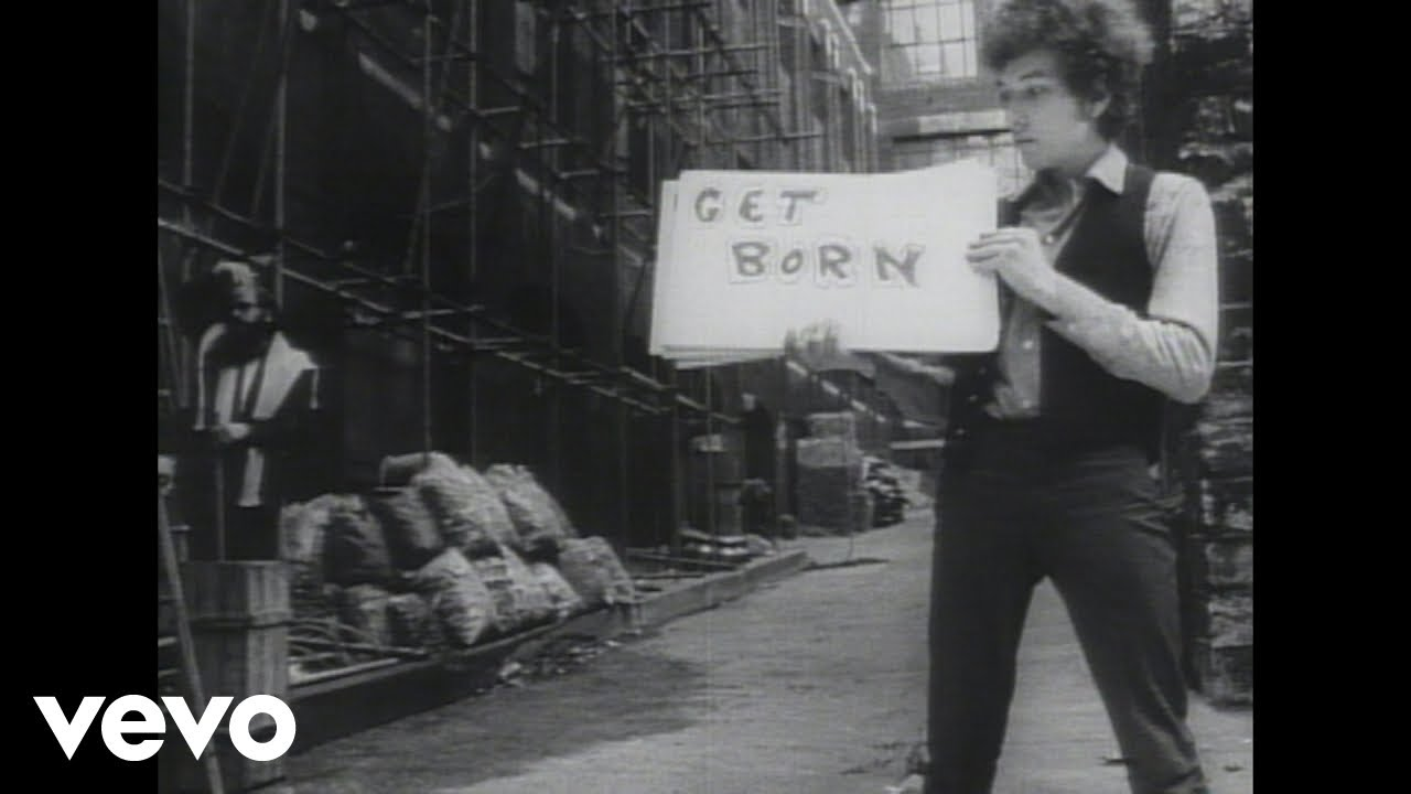Bob dylan subterranean homesick blues youtube hexwebz Choice Image