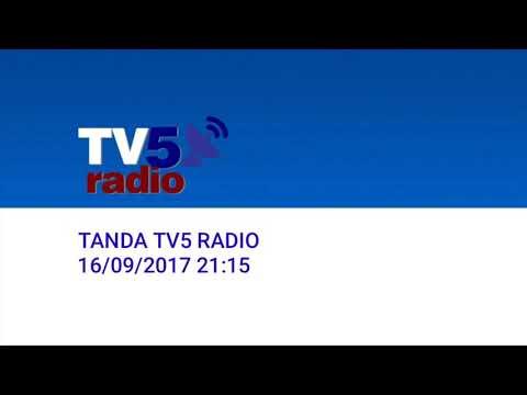 Tanda TV5 Radio 16-09-2017
