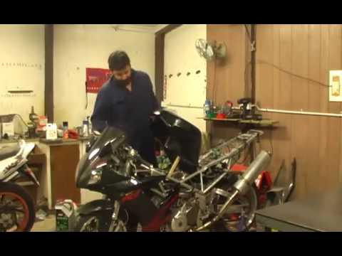 TR1X carb to EFI conversion