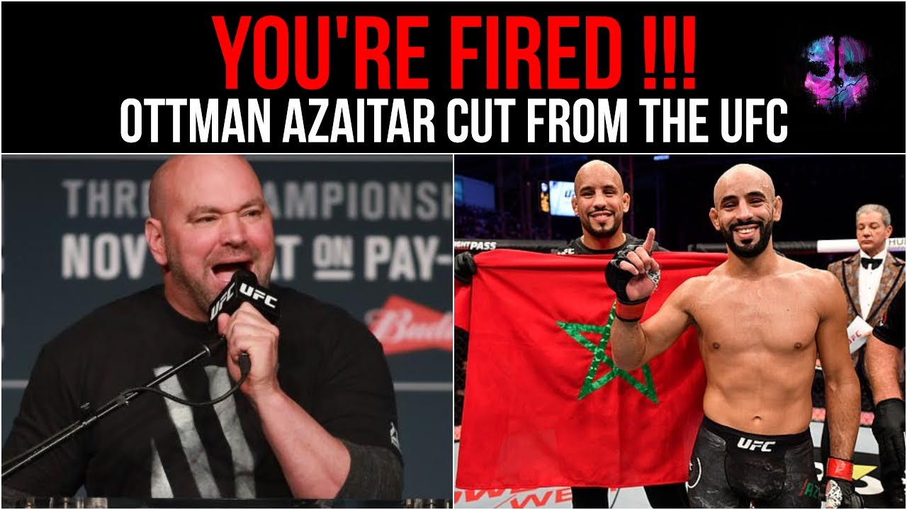 UFC 257: Ottman Azaitar released by promotion after he and team ...