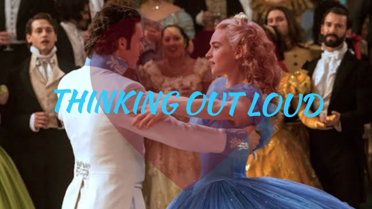 Thinking out loud (lyric)  - full dance romantic