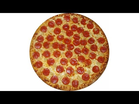 We Ate 3D Printed Pizza - CES 2015