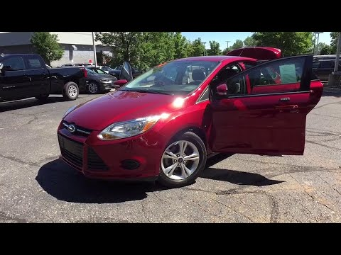 2014 Ford Focus Clarkston, Waterford, Lake Orion, Grand Blanc, Highland, MI UC70475A