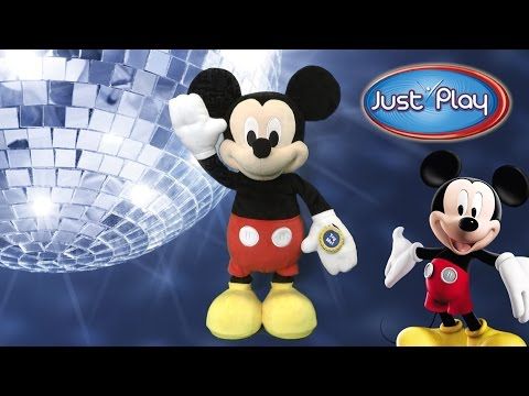 Mickey Mouse Clubhouse Hot Diggity Dancing Mickey from Just Play